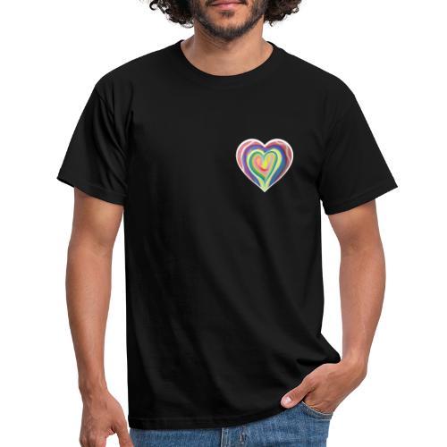 The art of love - Men's T-Shirt