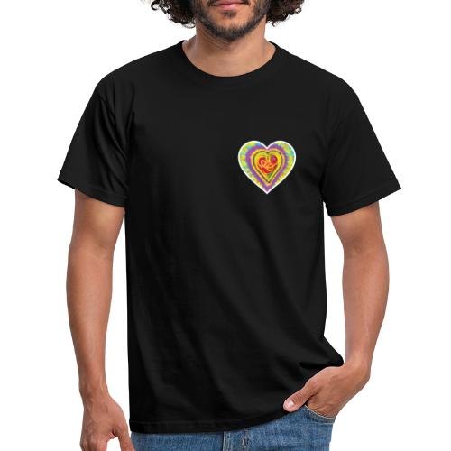 Life is a colorful circus - Men's T-Shirt