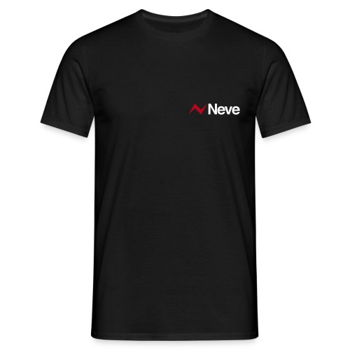 neve logo - Men's T-Shirt