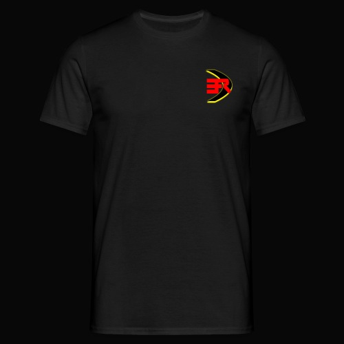 DEFR name loggo1 copy - Men's T-Shirt