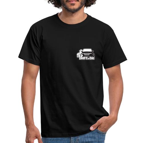 Drift or Die - T-shirt herr