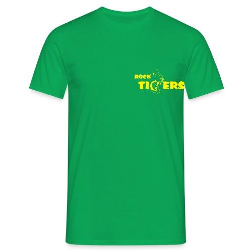 ROCK TIGERS groß - Männer T-Shirt