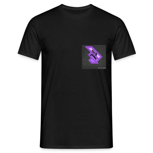 100% games pet - Mannen T-shirt