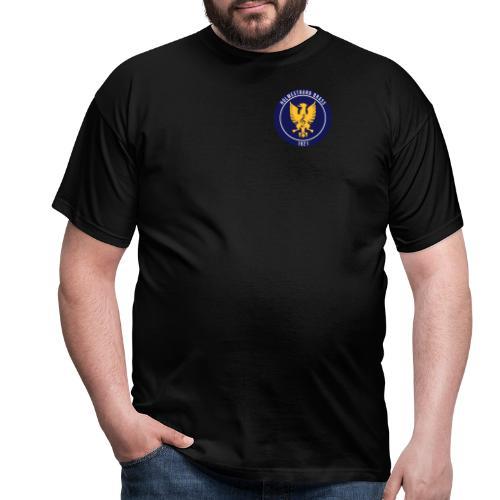 Holmestrand brass - T-skjorte for menn