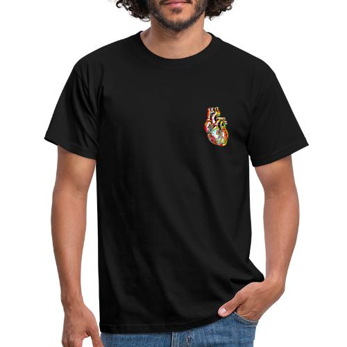 MonkeyShy Cœur - T-shirt Homme