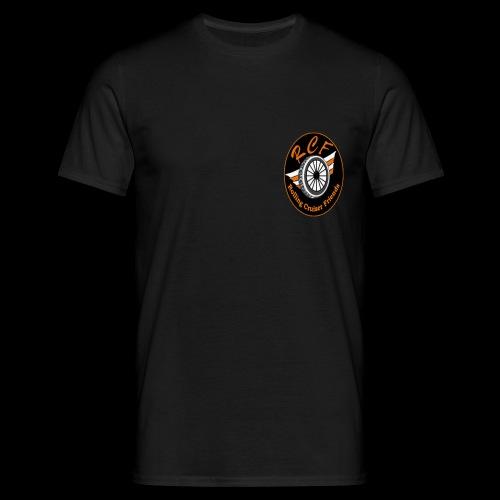 Rückenlogo 31 31 gif - Männer T-Shirt
