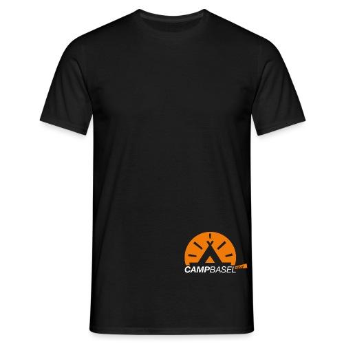 V neck campshirt png - Männer T-Shirt