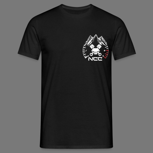 logo-ncc-officielfw - T-shirt Homme