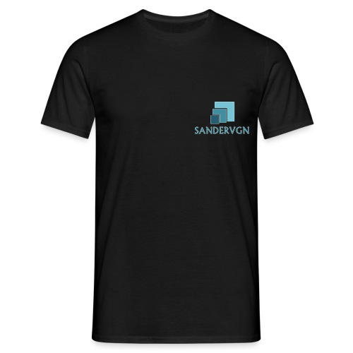 logo shirt - Mannen T-shirt