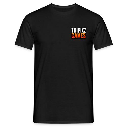 Tripixzgames - Mannen T-shirt
