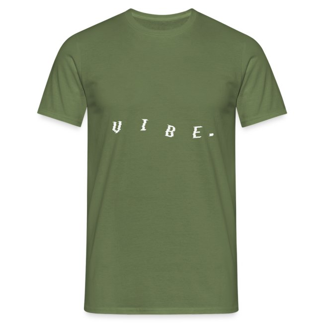 VIBE. 'VIBE.' White Design