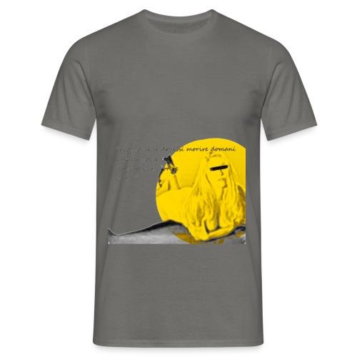 moana giallo definitivo png - Maglietta da uomo