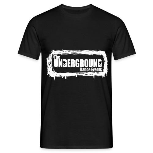 The Underground White - Men's T-Shirt