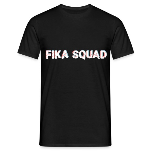 Fika Squad - T-shirt herr