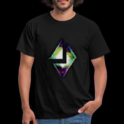 losange crack - T-shirt Homme
