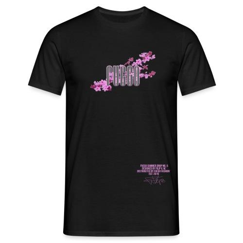 FUEGO CHERRY BLOSSOMS - Männer T-Shirt