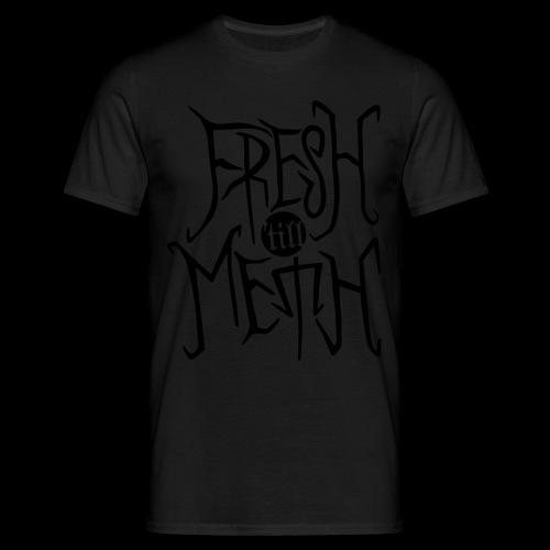 Morbid_freshtillmeth - Männer T-Shirt