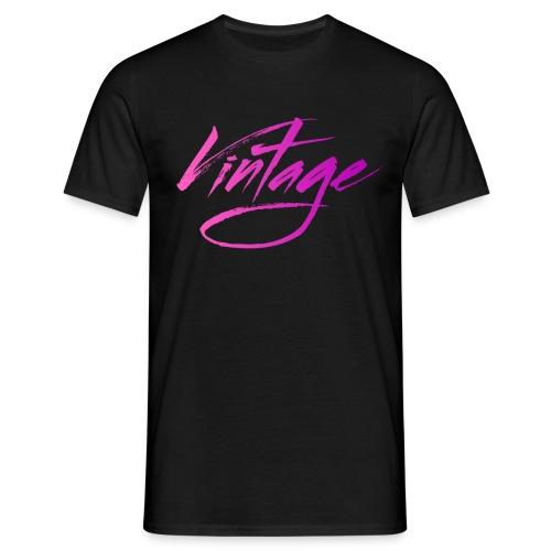 Vintageness 05 - Men's T-Shirt