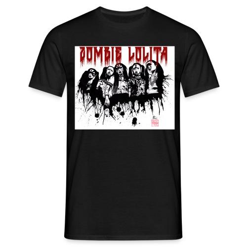 Zombie Lolita 1 - T-shirt Homme