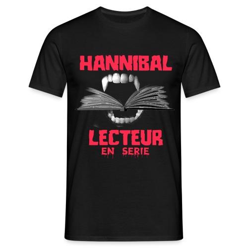 HANNIBAL LECTEUR - T-shirt Homme