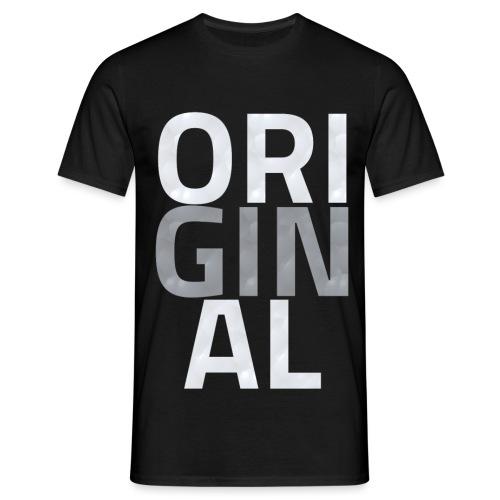 Original Blanc - T-shirt Homme