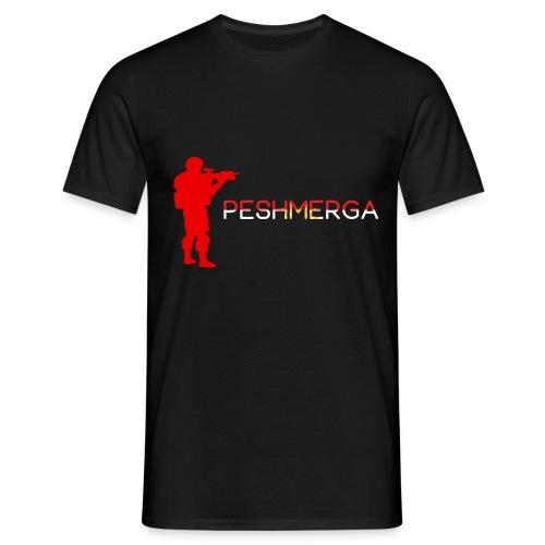 Peshmerga x1 - Mannen T-shirt