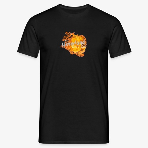 NeverLand Fire - Mannen T-shirt