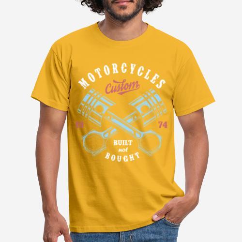 Original Custom Bike Motorräder - Männer T-Shirt