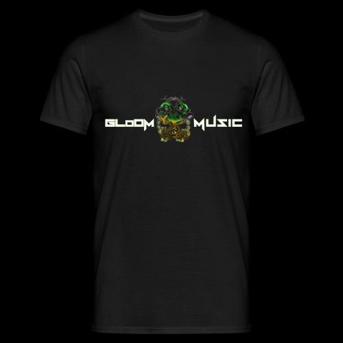 Totemic Unit design Front and Back - Men's T-Shirt