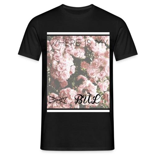 Flower WG png - Männer T-Shirt
