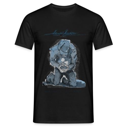 DeyziDoxs-Logo_muz_titul - Männer T-Shirt