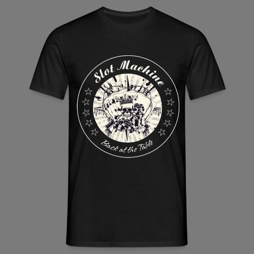 BATT - Gambler-King - cre - Männer T-Shirt