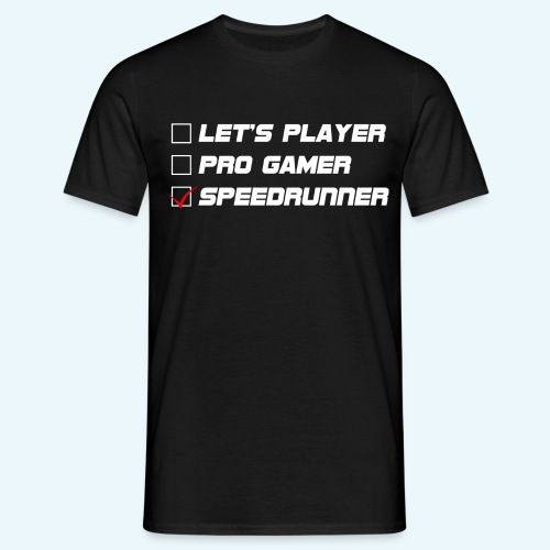 let s player 4x png - T-shirt Homme
