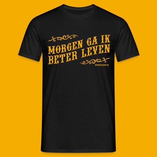 morgen3 - Mannen T-shirt