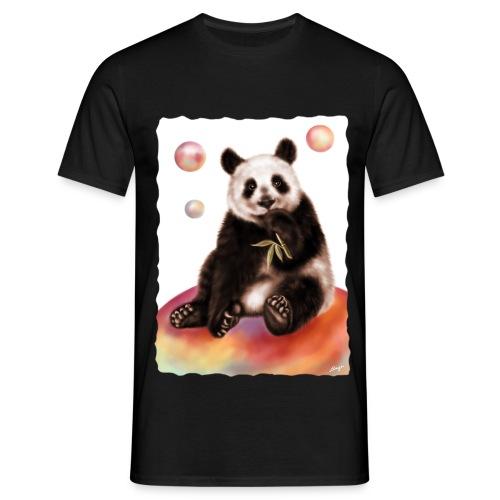 Panda World - Maglietta da uomo