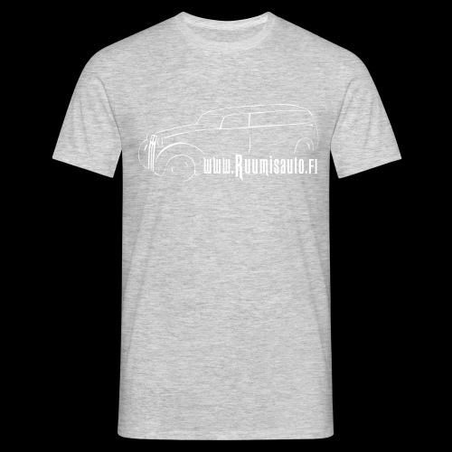 Ruumisauto fi 1 vuotis - Miesten t-paita