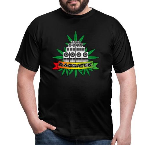 Raggatek Sound System - Men's T-Shirt