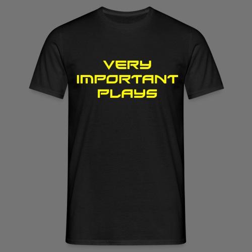 VIP YELLOW - Männer T-Shirt