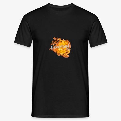 NeverLand Fire - Mannen T-shirt