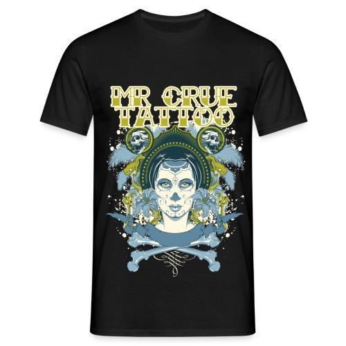 Mr Crue Death Queen - T-shirt herr