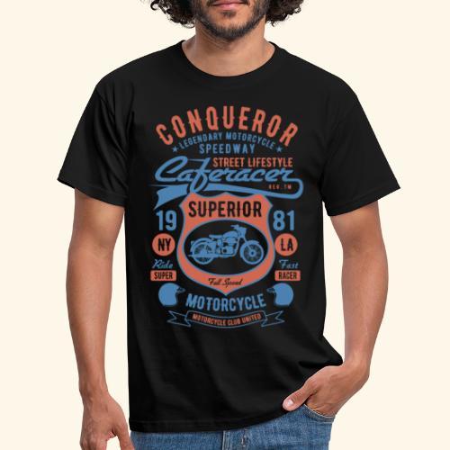 Conqueror Speedway - Männer T-Shirt
