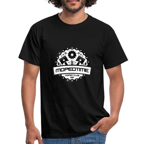 MopedTime - Mannen T-shirt