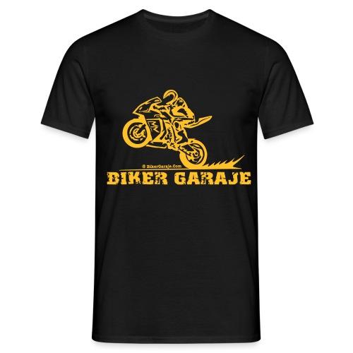 Wheelie 3 - Camiseta hombre