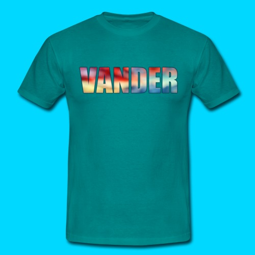 Vander Colorful - Men's T-Shirt