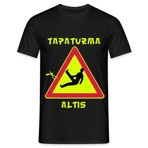 tapaturmaaltis3 - Miesten t-paita