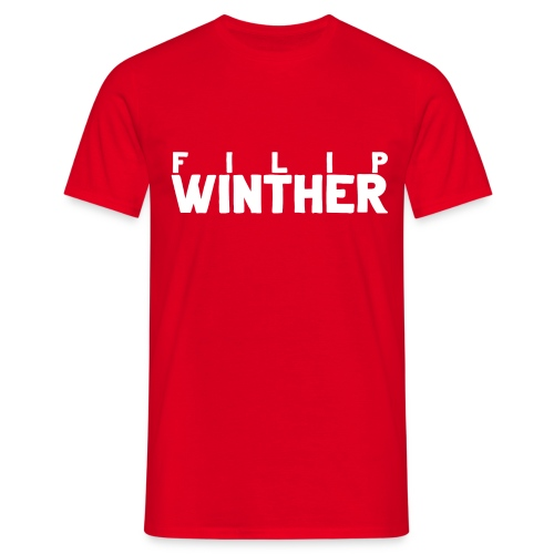 Filip Winther - T-shirt herr