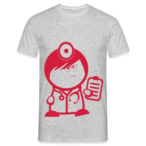 retter notarzt comic - Männer T-Shirt