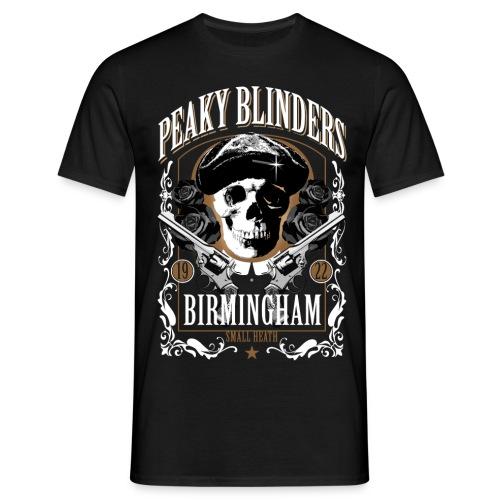 Peaky Blinder Black - Men's T-Shirt