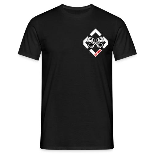 logo für bekleidung vorne png - Männer T-Shirt