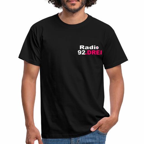 tshirt logo - Männer T-Shirt